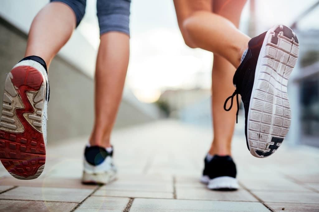 Running Shoes for Shin Splints