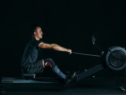 rowing machine vs elliptical