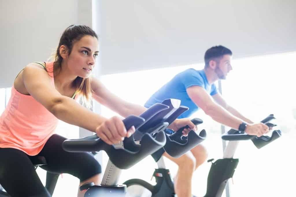 exercise bike vs rowing machine