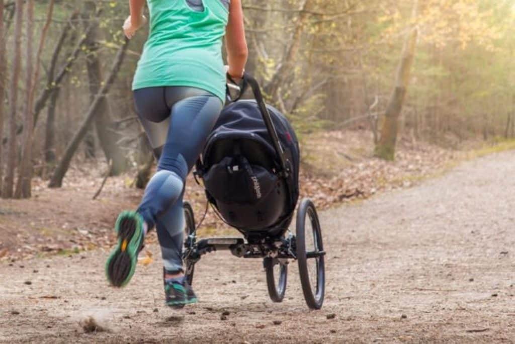 best jogging stroller for runners